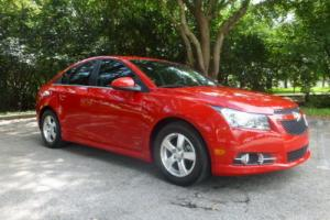 2013 Chevrolet Cruze 1LT RS
