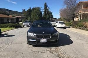 2010 BMW 7-Series