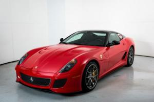 2011 Ferrari 599 2dr Coupe GTO