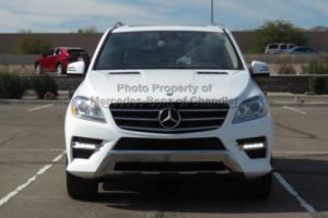 2014 Mercedes-Benz M-Class 4MATIC 4dr ML350 BlueTEC