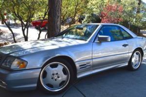 1998 Mercedes-Benz SL-Class