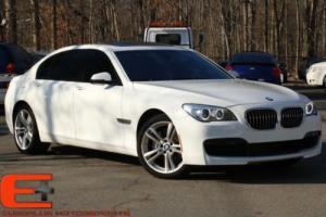 2013 BMW 7-Series 740Li M Sport Sedan