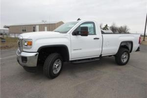 2016 GMC Sierra 2500 Base Photo