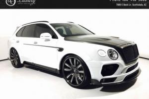 2017 Bentley Other W12 w/ Full Mansory Body Kit