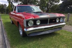 Ford falcon 1971 Ute xy