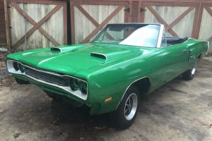 1969 Dodge Coronet R/T Clone | eBay Photo