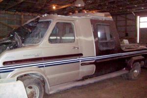 Ford: E-Series Van Custom | eBay