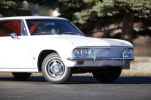 1965 Chevrolet Corvair Monza 2 Door Coupe 12000 Orig Miles! Photo