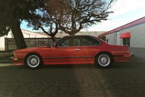 1987 BMW M6 Zender Body Kit