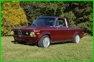 1971 BMW 1600 Photo