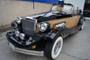1979 Other Makes CLENET COACHWORKS 4 SEATER CABRIOLET CLENET COACHWORKS CABRIOLET