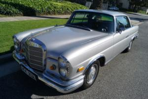 1969 Mercedes-Benz 200-Series 280SE COUPE WITH FACTORY A/C