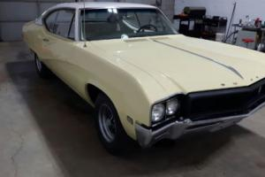 1968 Buick Skylark CUSTOM COUPE 350 4-BLL AUTOMATIC Photo