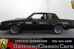 1987 Buick Regal Grand National Photo