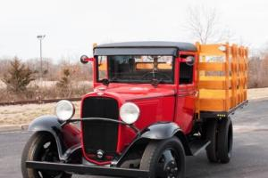 1933 Chevrolet Other Pickups Master 1.5-Ton Stakebed Truck