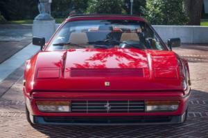1989 Ferrari 328 Ferrari 328 GTS - Beautiful - Only 19k miles