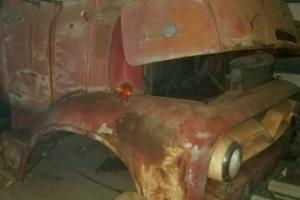 1955 Ford Other Pickups Coe Photo