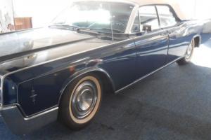 1966 Lincoln Continental CONTINENTAL