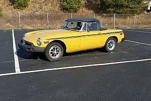 1976 MG MGB --