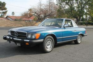 1976 Mercedes-Benz SL-Class Photo