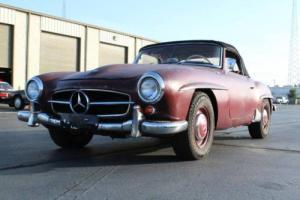1957 Mercedes-Benz 190-Series