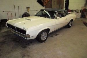 1969 Mercury Cougar XR-7 Photo