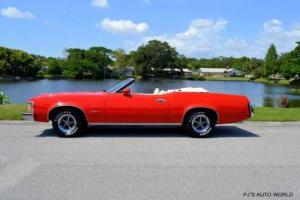 1973 Mercury Cougar XR7 Photo