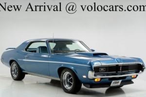 1969 Mercury Cougar Eliminator --