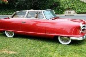 1953 Nash Rambler Rambler