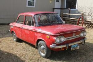 1970 NSU 1000C
