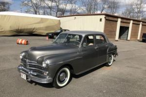 1949 Plymouth Special Deluxe Sedan Photo
