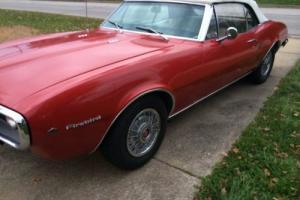 1967 Pontiac Firebird Photo