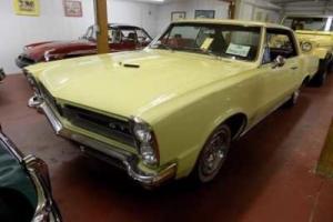 1965 Pontiac GTO - Utah Showroom Photo