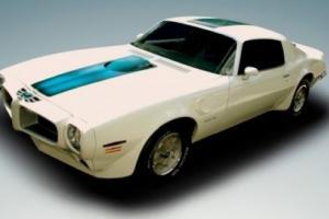 1971 Pontiac Trans Am Photo
