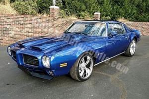1973 Pontiac Firebird --