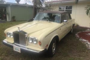 1979 Rolls-Royce Silver Shadow Silver Shadow 2 Photo