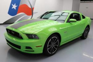 2013 Ford Mustang GT PREMIUM 5.0 NAV HTD LEATHER