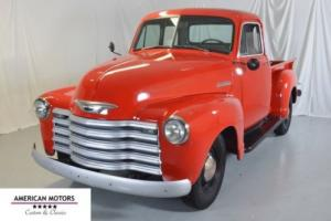 1952 Chevrolet Other Pickups --