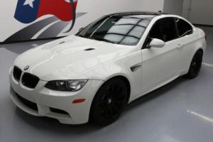2013 BMW M3 COUPE M DCT NAVIGATION CARBON ROOF