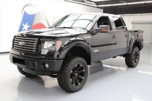 2012 Ford F-150 FX4 CREW 4X4 ECOBOOST LIFTED NAV
