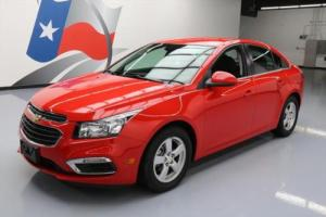 2015 Chevrolet Cruze LT SEDAN AUTOMATIC REAR CAM