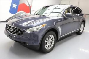 2011 Infiniti FX AWD LEATHER SUNROOF REAR CAM