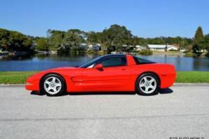 1998 Chevrolet Corvette Base 2dr Hatchback