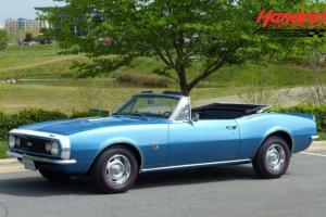 1967 Chevrolet Camaro Super Sport Convertible