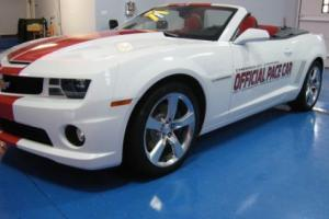 2011 Chevrolet Camaro 2SS Pace Car