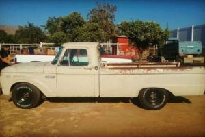 1966 Ford F-100 Shop Truck