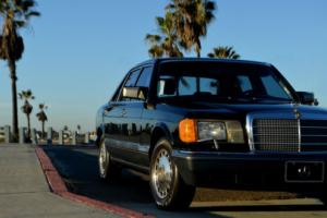 1990 Mercedes-Benz 400-Series SEL