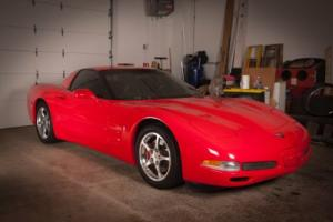 2000 Chevrolet Corvette Fixed Roof Coupe