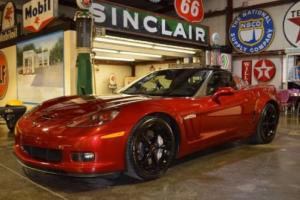 2012 Chevrolet Corvette Z16 Grand Sport Coupe