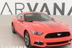 2016 Ford Mustang Mustang EcoBoost